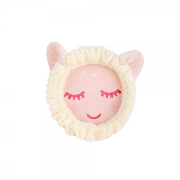 Kitten Hairband (Cream)