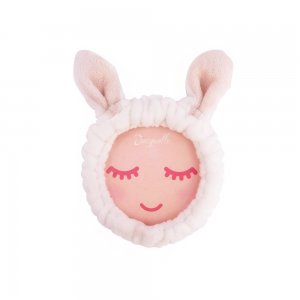 Bunny Hairband - White