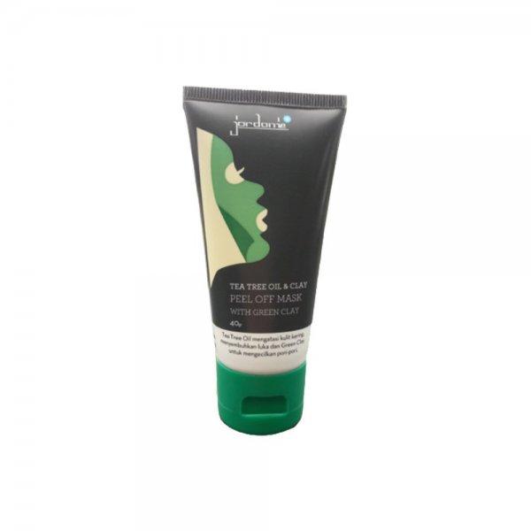 Peel Off Mask Tube - Tea Tree (40gr)