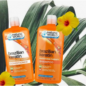 Brazilian Keratin Smoothing Therapy Conditioner (500ml)