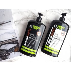 Charcoal & Mint Ultra Purifying Conditioner (500ml)