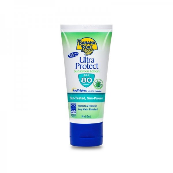 Banana Boat Ultra Protect SPF 80 (90ml)