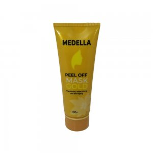 Medella Gold Peel Off Mask Tube (100gr)