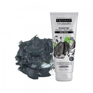 Detoxifying Charcoal & Black Sugar Mud Mask (175 ml)