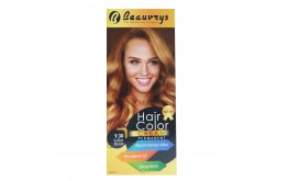 Hair Color Cream Golden Blonde