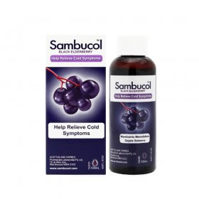 Cold & Flu Syrup (120ml)