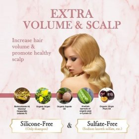 Extra Volume and Scalp Treatment (450ml)