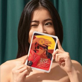 Maska Sheet Mask - Sunshine Kiss (15gr)