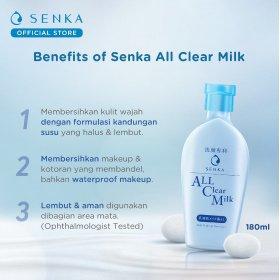All Clear Milk (180ml)
