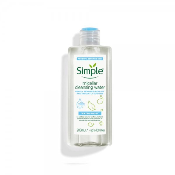 Water Boost Micellar Cleansing Water (200ml)