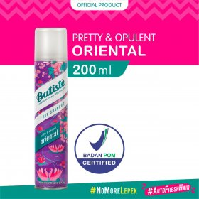 Pretty & Opulent Oriental Dry Shampoo (200 ml)