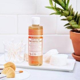 Pure Castile Liquid Soap Tea Tree (473ml)
