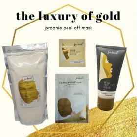 Peel Off Mask Tube - Gold (40gr)