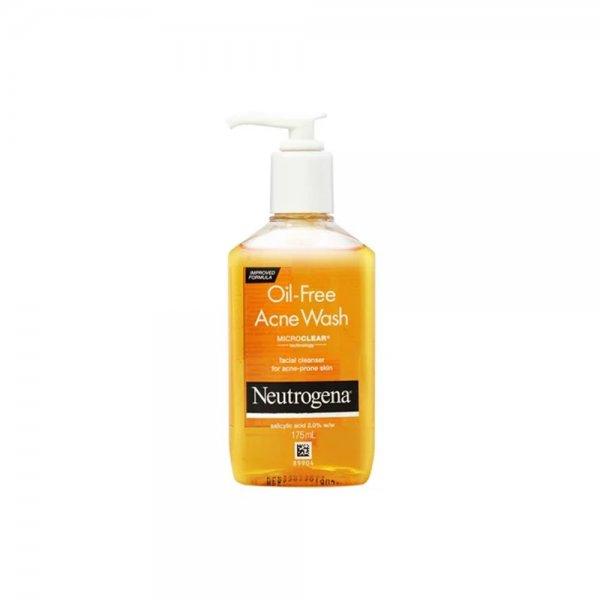 Oil Free Acne Wash (175ml)