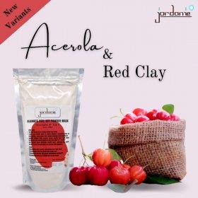 Peel Off Mask Powder - Acerola & Redclay (500g)