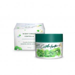 Cica Series - Night Cream Centella Asiatica (12.5gr)