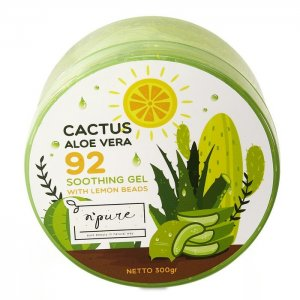 Cactus Aloe Vera Soothing Gel (300ml)