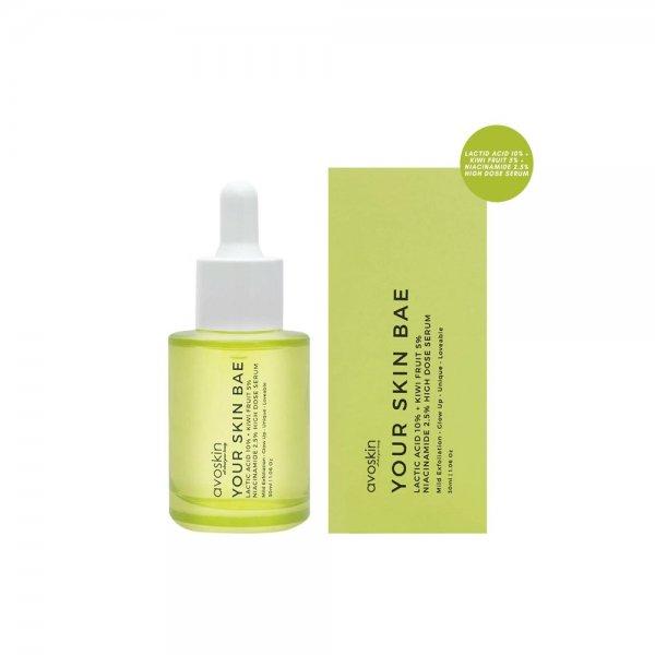 Your Skin Bae - Lactic Acid 10% + Kiwi Fruit 5% + Niacinamide 2,5% High Dose Serum (30ml)
