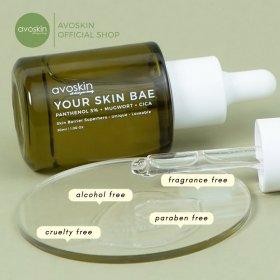 Your Skin Bae Panthenol 5% + Mugwort + Cica Barrier Hero Serum (30ml)