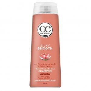 Naturals Silky Smooth Shampoo (400ml)