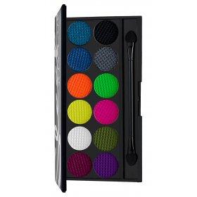 Sleek - DIVINE ACID - Eyeshadow Palette