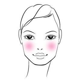 Kji & Co - Wine Tint - Lipstik & Blush On
