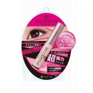 Decorative Eyelash - Eyelash Fix Clear