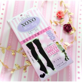 XoXo - Slim Leg (Black)