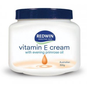 Vitamin E Cream w/ Evening Primrose Oil - (300gr)