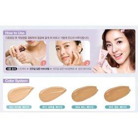Precious Mineral BB Cream Bright Fit (Choose Color)